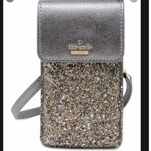 - Kate spade glitter crossbody bag